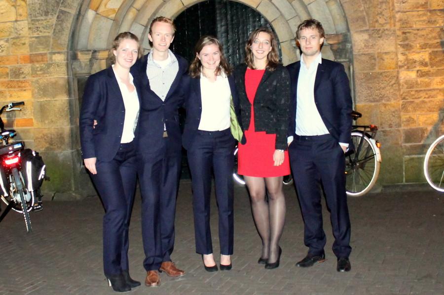 Aiesec Twente bestuur 2013-14